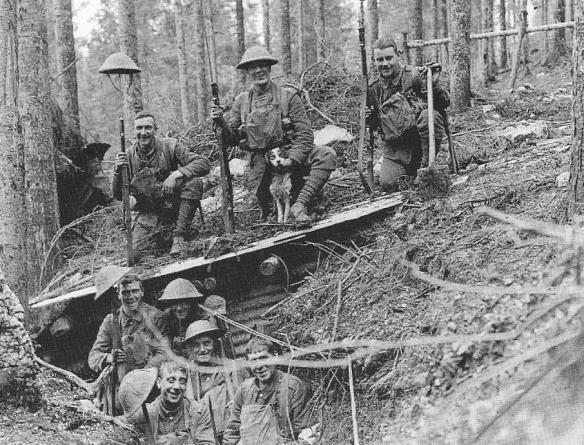 """Escursione letteraria nei luoghi della Grande Guerra """"No man's land"""" – Britannici sull'Altopiano"""