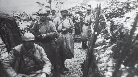 Negli stessi luoghi di 100 anni fa – Escursioni grande guerra